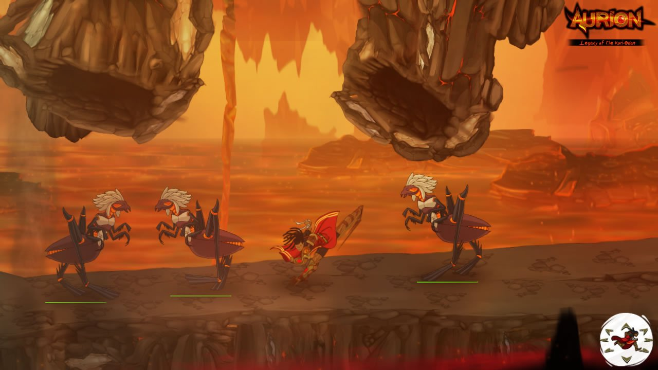 Aurion: Legacy of the Kori-Odan (PC) review 4
