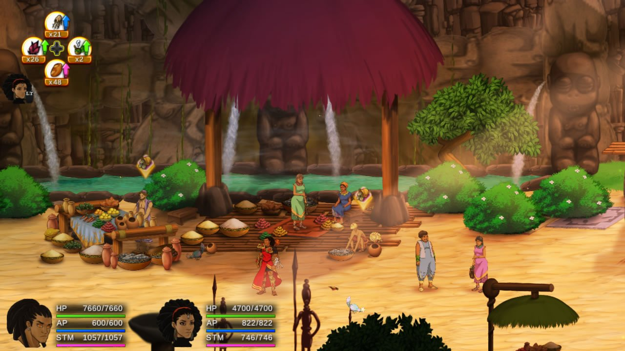 Aurion: Legacy of the Kori-Odan (PC) review 6