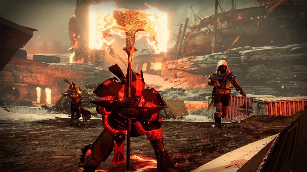 Destiny: Rise of Iron DLC (PS4) Review 3