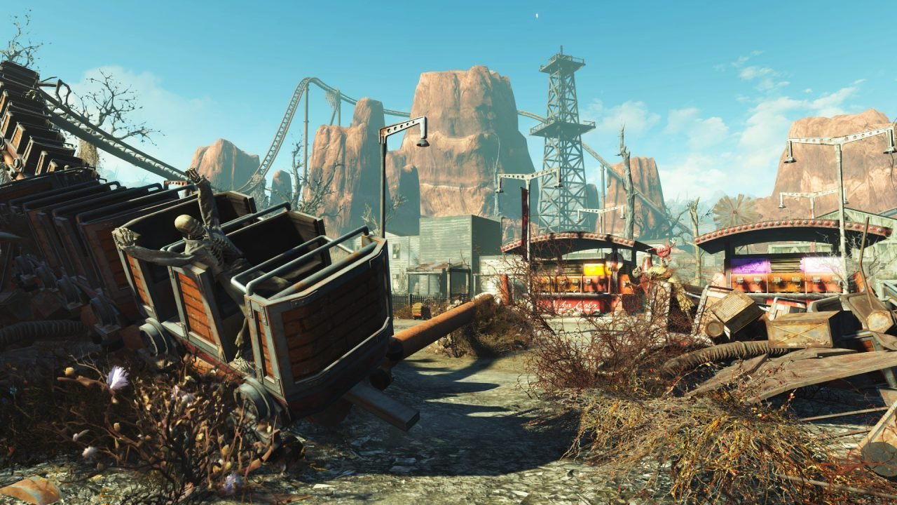 Fallout 4: Nuka-World DLC (PS4) Review 3