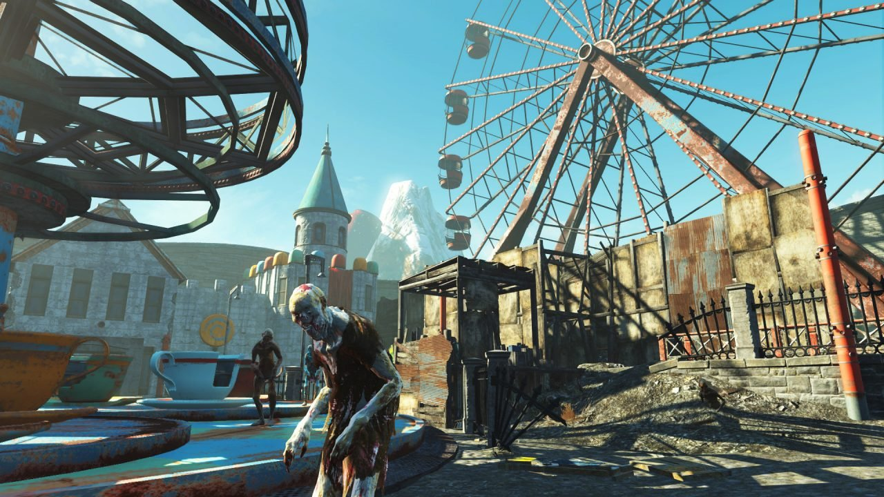 Fallout 4: Nuka-World DLC (PS4) Review 4