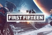 First Fifteen: Call of Duty - Infinite Warfare Multiplayer