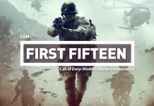 First Fifteen: Call of Duty: Modern Warfare Remastered