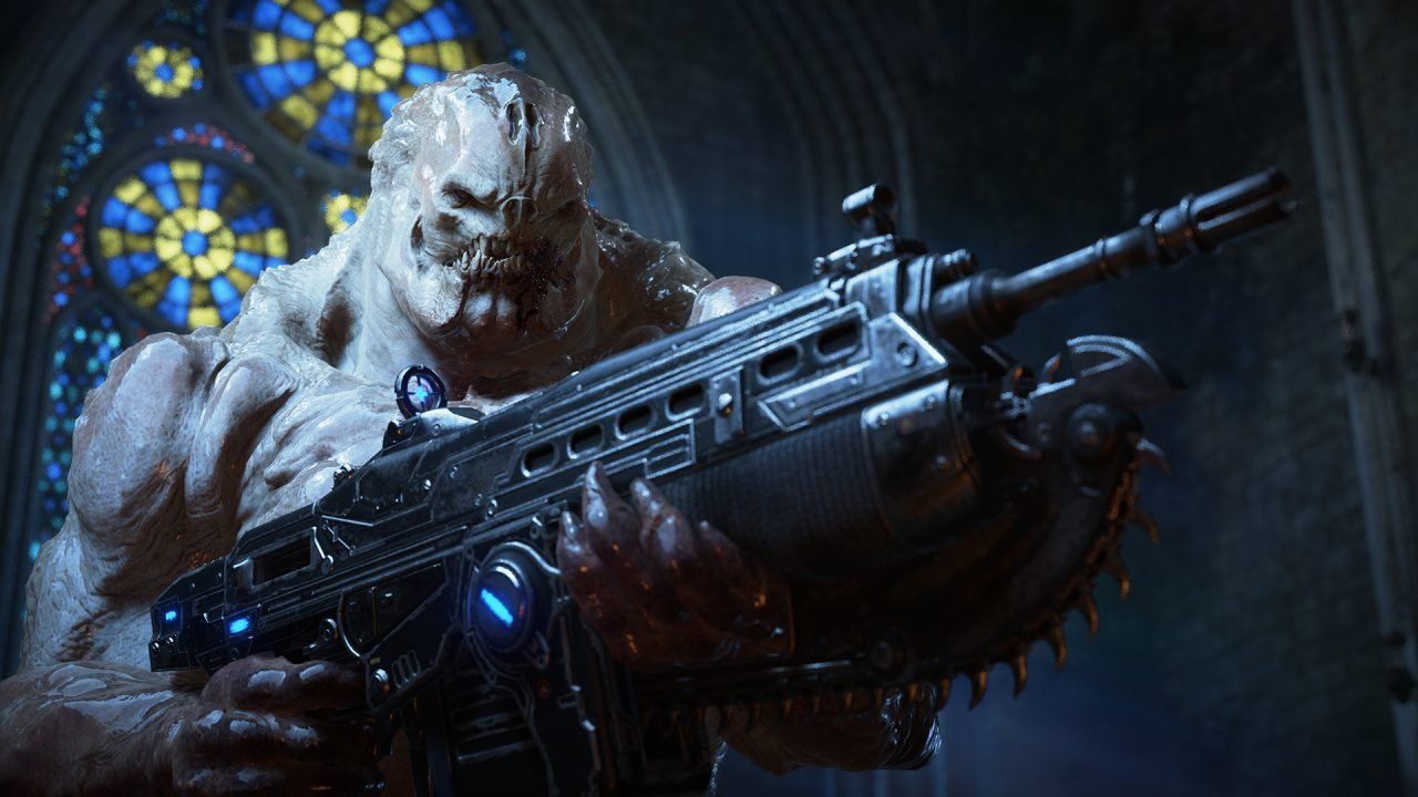 Gears of War 4 Preview – Brutality Revisited 3
