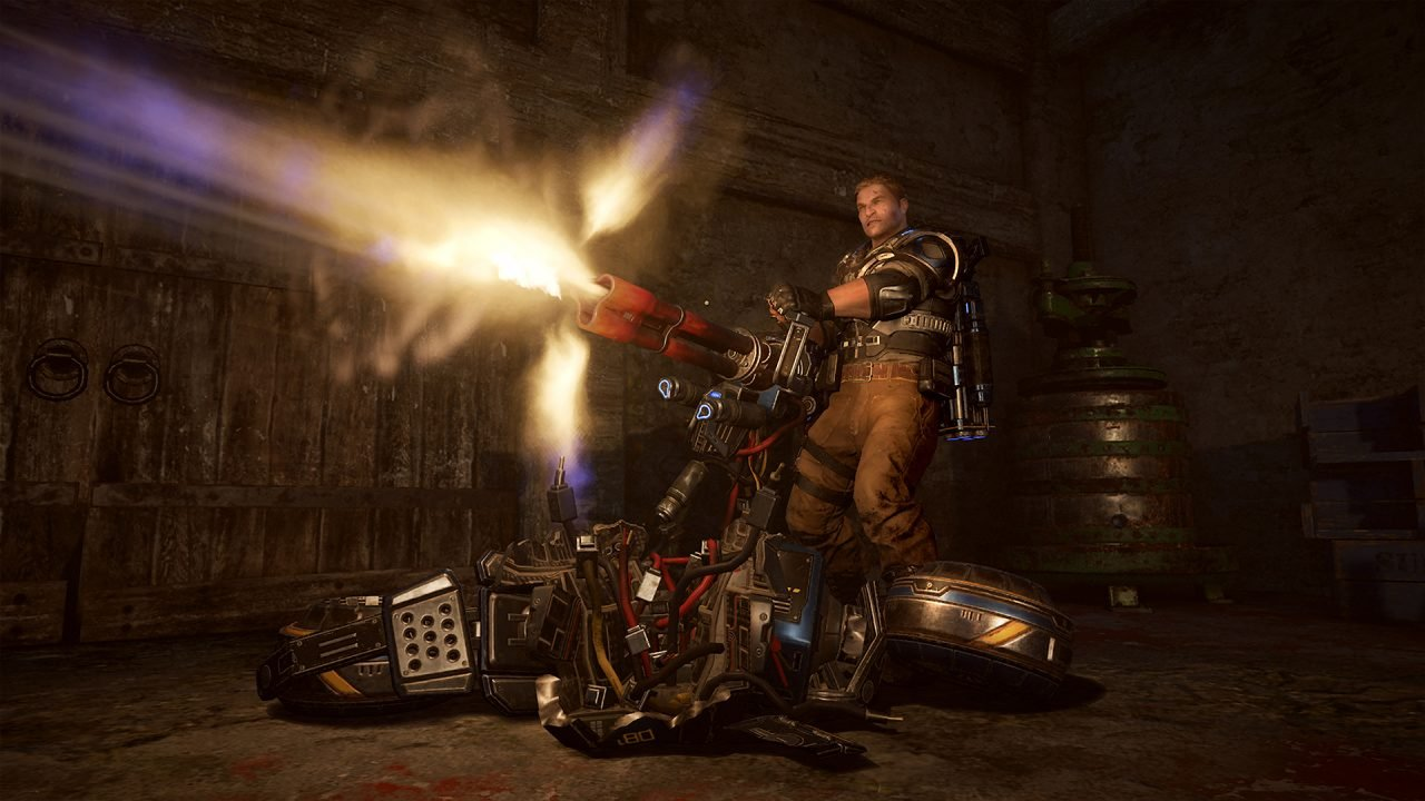 Gears of War 4 Preview – Brutality Revisited 4