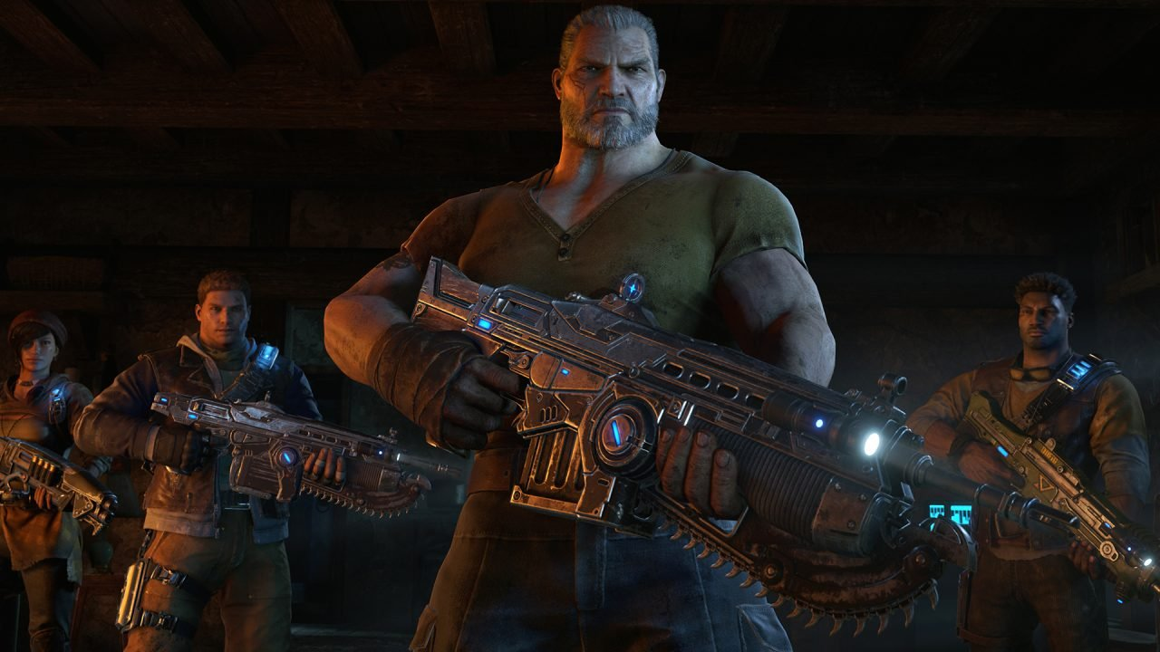Gears of War 4 Preview – Brutality Revisited 5