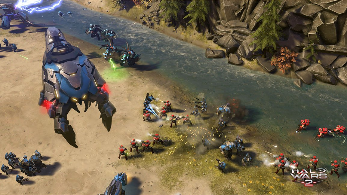 Halo Wars 2 Preview: Could make new RTS Fans 4