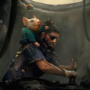 Michel Ancel Hints Upcoming Beyond Good & Evil Game on Instagram 1