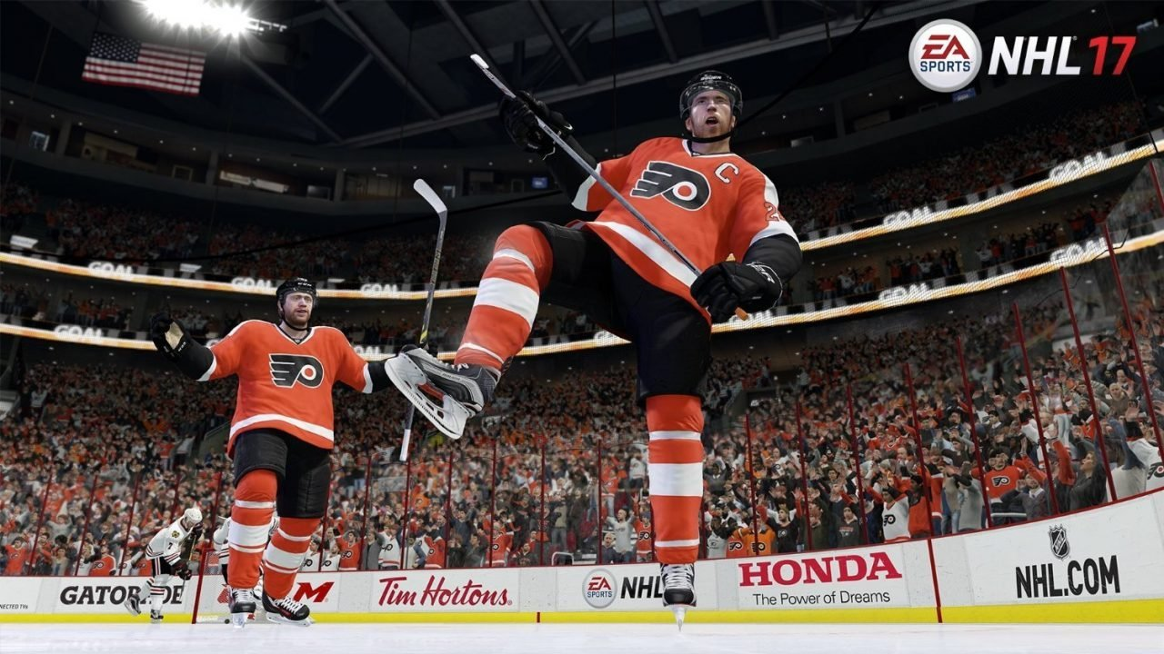 NHL 17 (Xbox One) Review 5