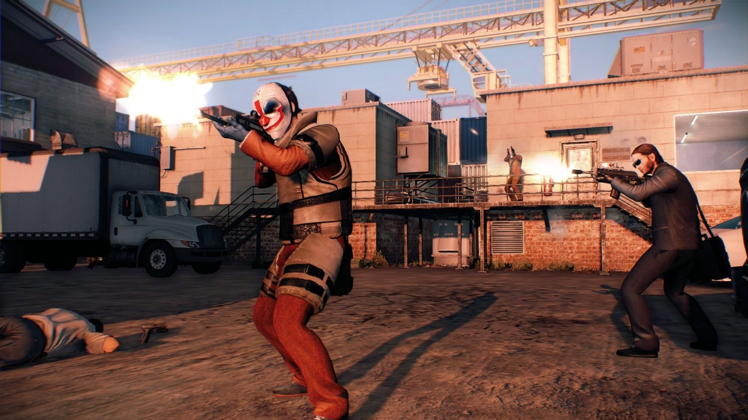 Payday 2: Crimewave Edition (PS4) Review 2