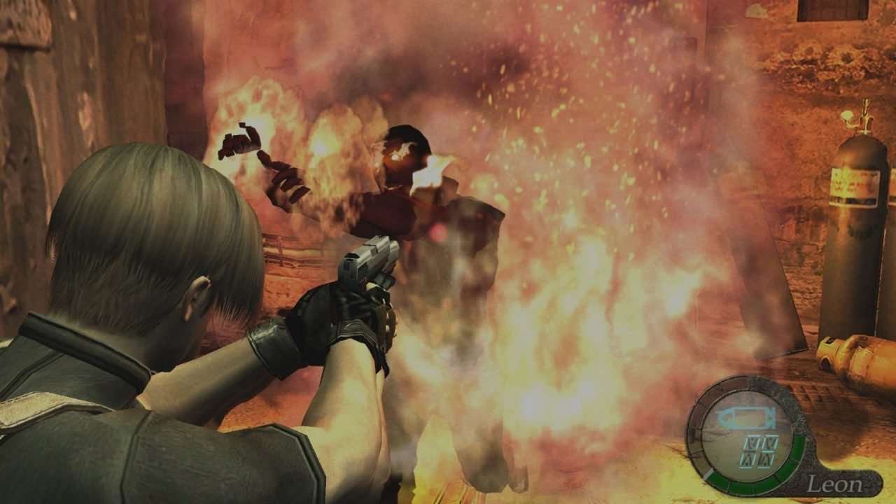 Resident Evil 4 (PS4) Review 7