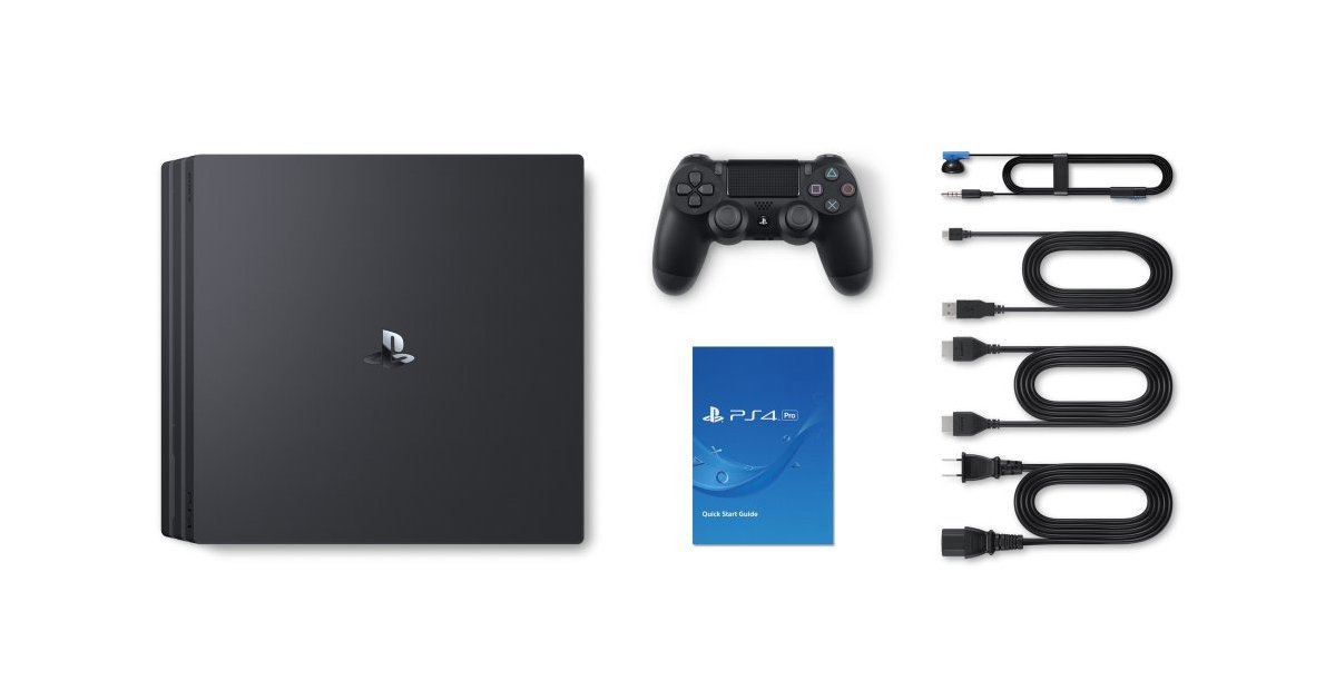 Sony Reveals More PlayStation 4 Pro Details 3