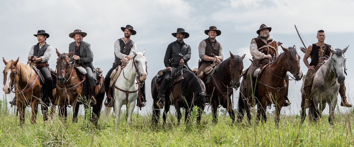 The Magnificent Seven (Movie) Review 2