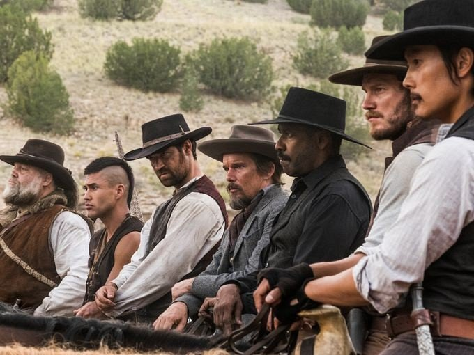 The Magnificent Seven (Movie) Review 4