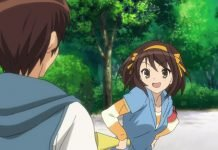 The Melancholy of Haruhi Suzumiya (Anime) Review 1