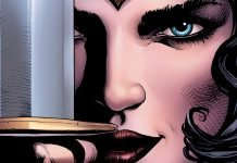Wonder Woman Rebirth #1 (Comic) Review 1