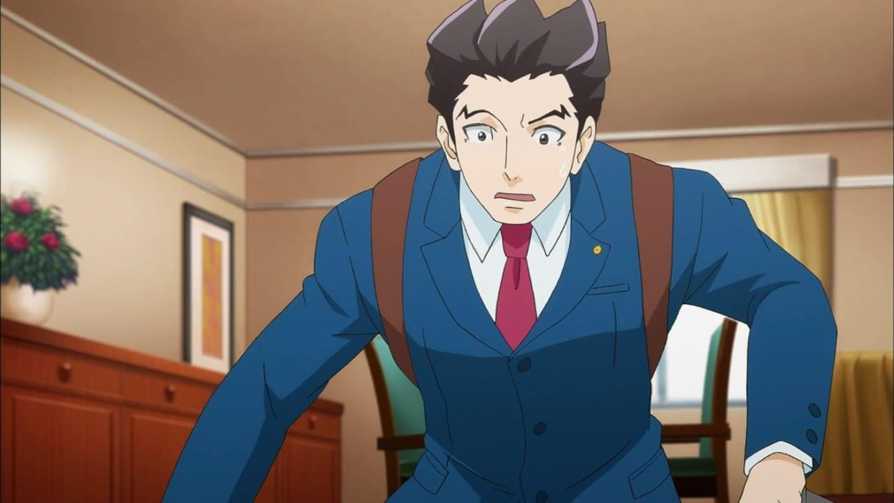 Ace Attorney (Anime) Review 4