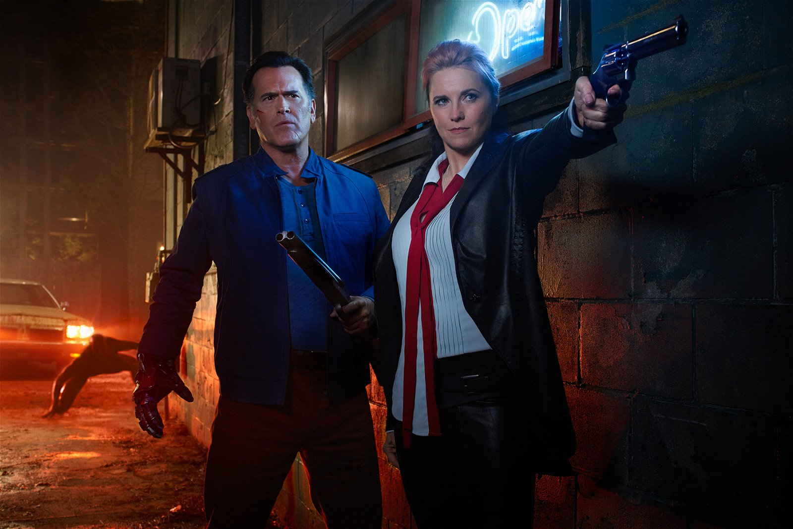 Ash vs. Evil Dead Season 2 Ep. 1 (TV) Review 1