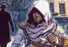 Assassin's Creed: Locus #1 (Comic) Review 4