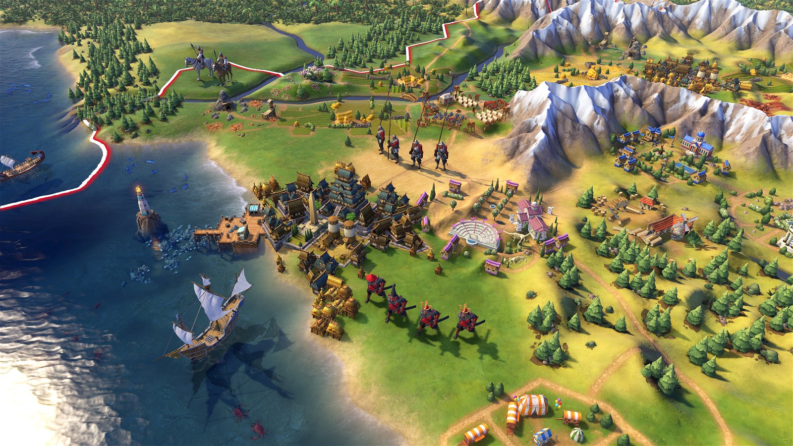 Civilization 6 Preview: Building From the Embers of its Predecessor