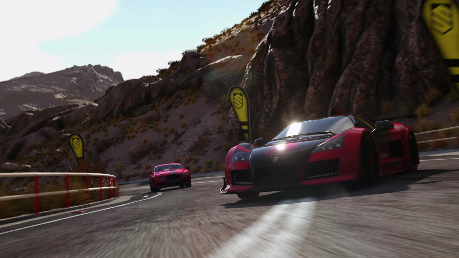 Driveclub VR (PS4) Review 4
