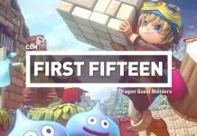 First 15: Dragon Quest Builders
