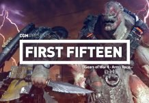 First Fifteen: Gears of War 4 - Arms Race 1