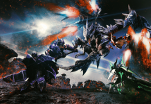 Monster Hunter XX (Double Cross) Headed to 3DS 1