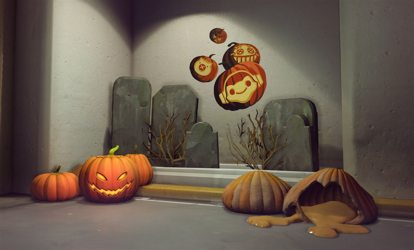 Overwatch's Halloween Terror Is A Ghoulish Gas 4