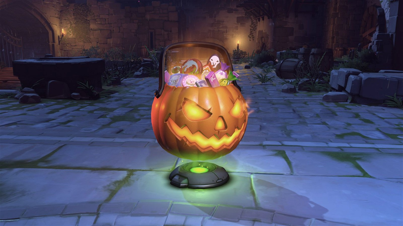 Overwatch's Halloween Terror Is A Ghoulish Gas 5