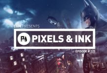 Pixels & Ink #225 - Luke Warm Inferno