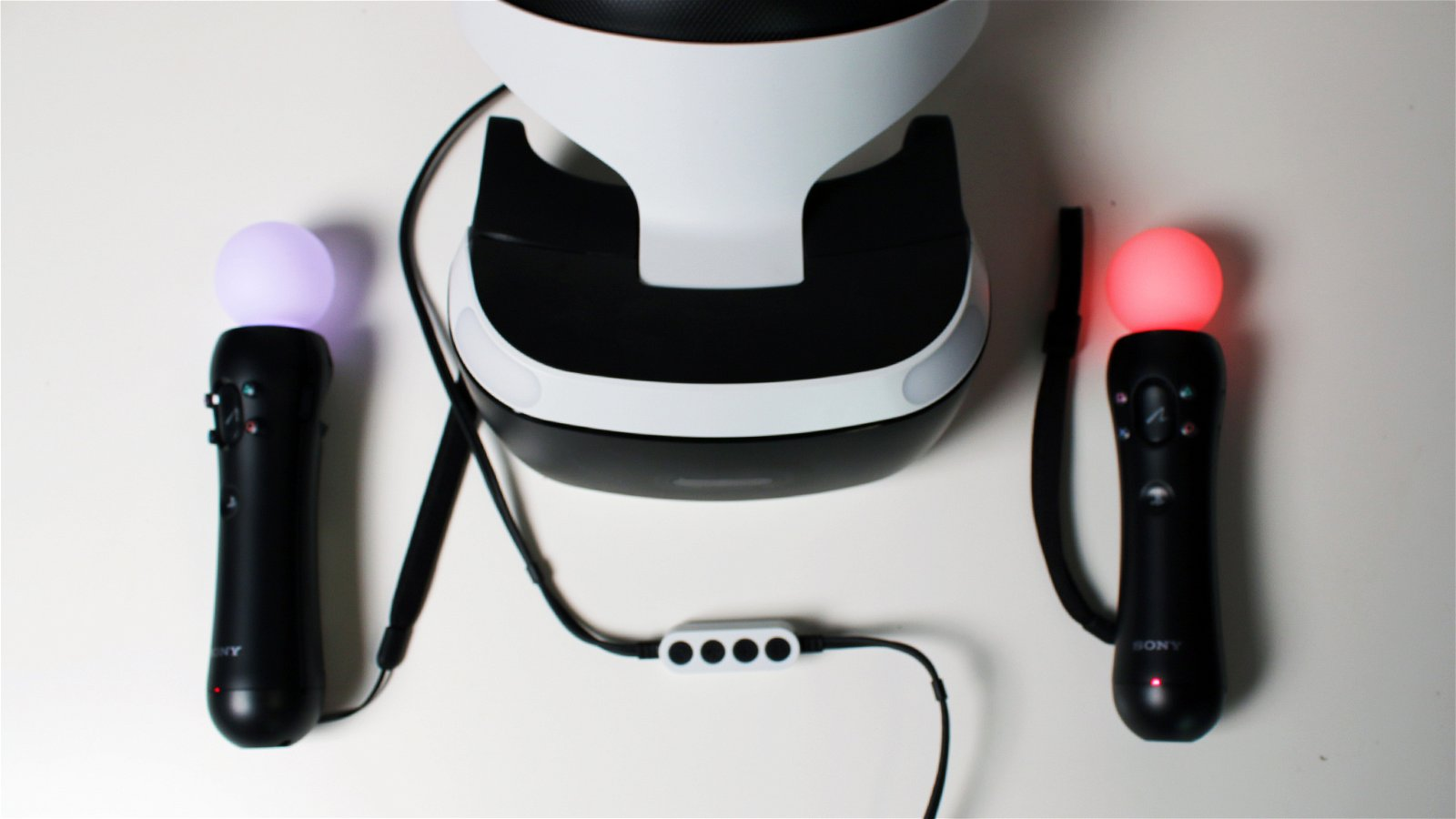 PlayStation VR Launch Bundle Unboxing 11