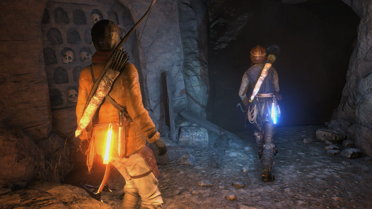Rise of the Tomb Raider (PS4) Review 2