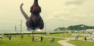 Shin Godzilla (Movie) Review 1