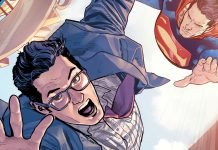 Superman Action Comics Rebirth: Superman Meet Clark Kent (Comic) Review 4