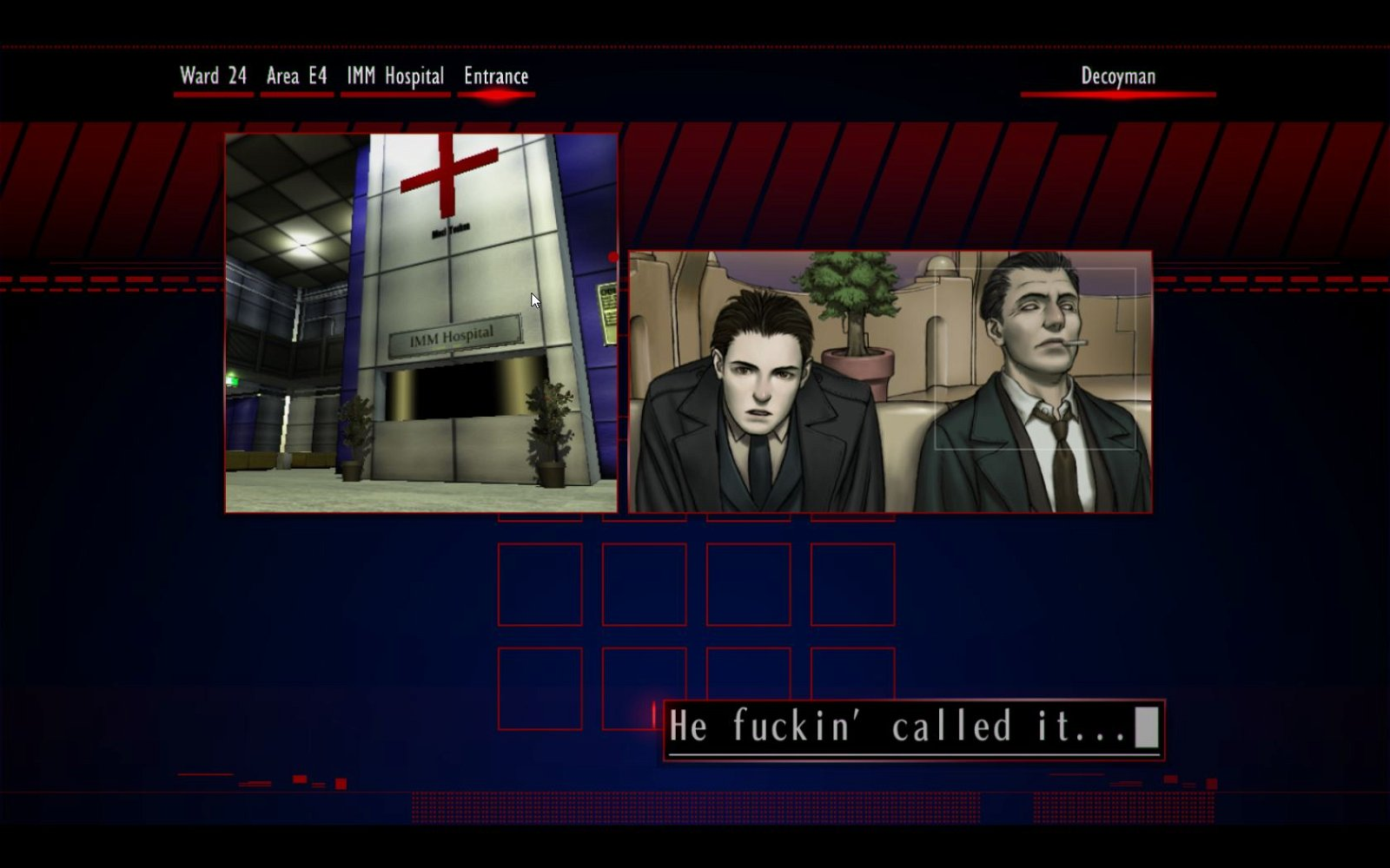 The Silver Case (PC) Review 7
