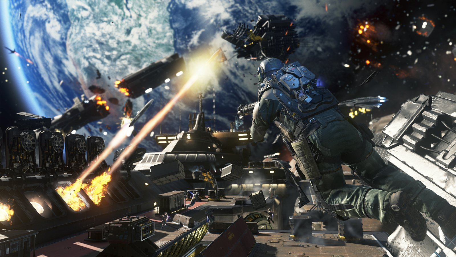 Call of Duty Infinite Warfare (PS4) Review 9