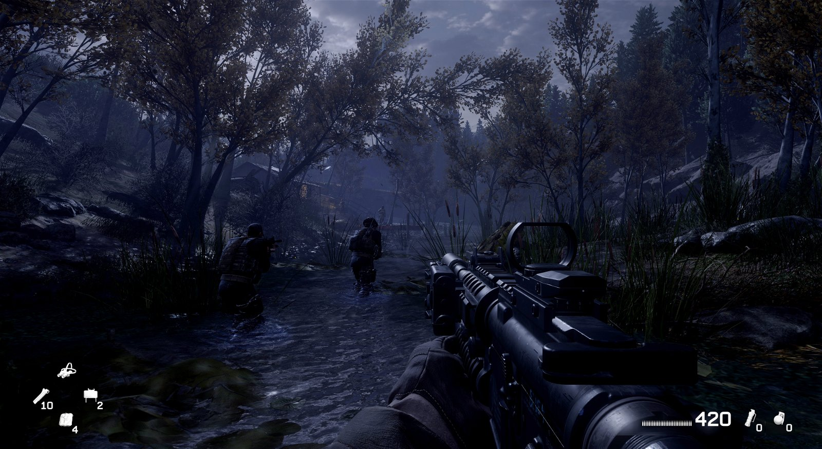 Call of Duty: Modern Warfare Remastered (PS4) Review 2
