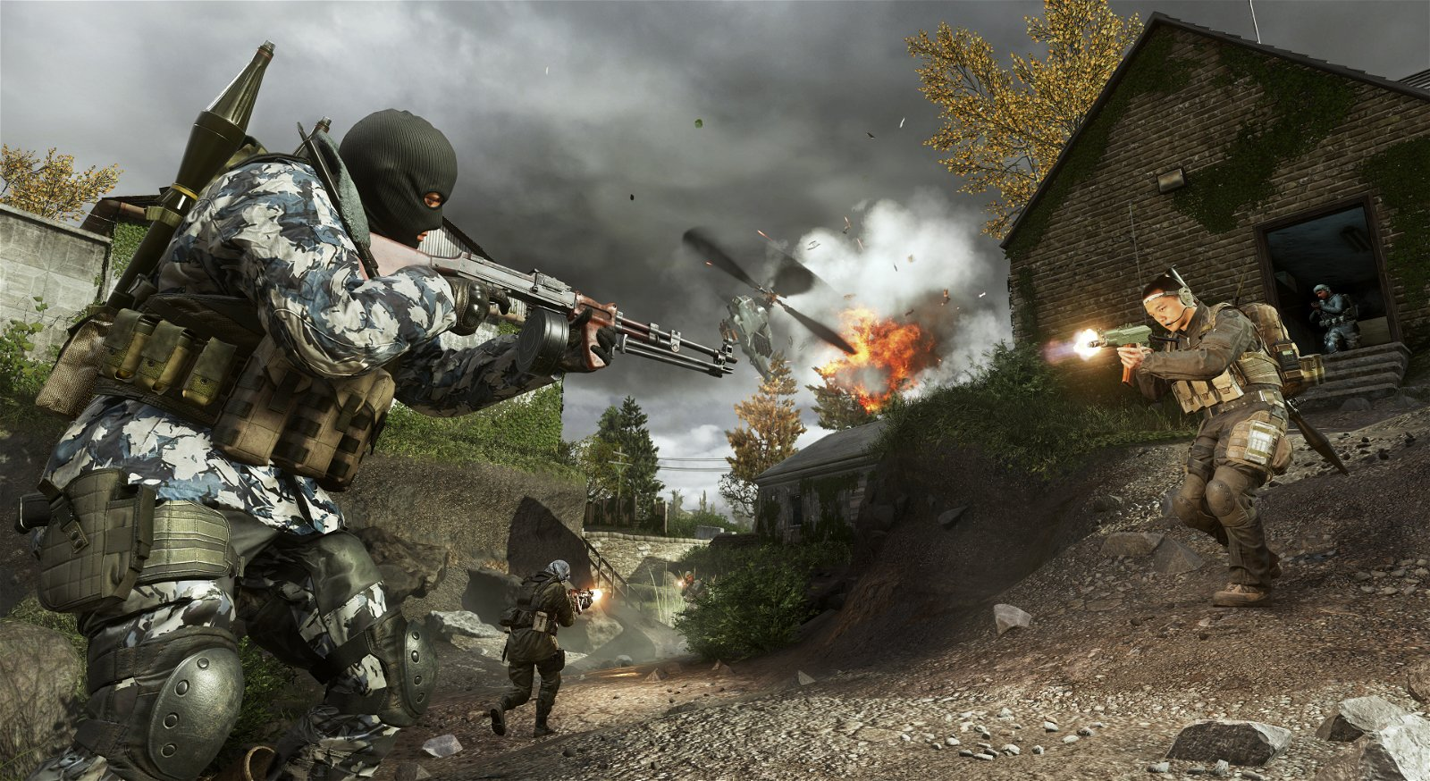 Call of Duty: Modern Warfare Remastered (PS4) Review 3
