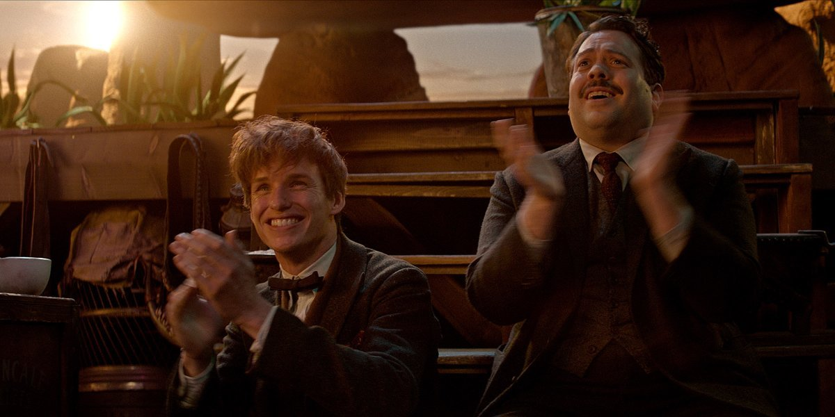 Fantastic Beasts And Where To Find Them Movie) Review 3