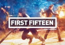 First 15 - Final Fantasy XV