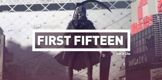 First 15 - Let It Die 1