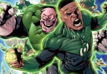 Hal Jordan and the Green Lantern Corps Rebirth: Sinestro's Law (Comic) Review