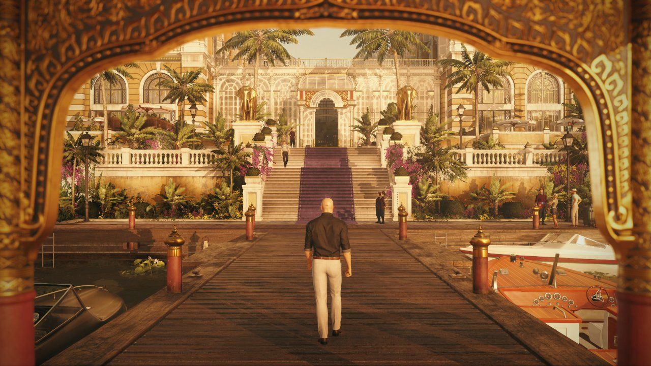 Hitman - 2016 (PS4) Review 7