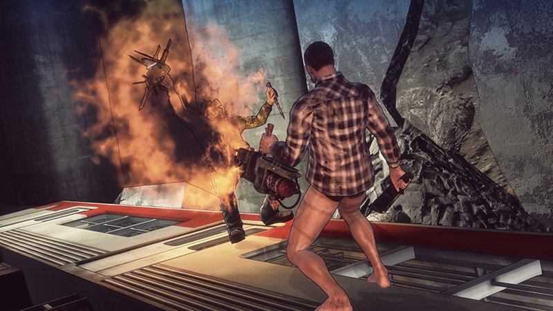 Let It Die Does Free-to-Play Right 7