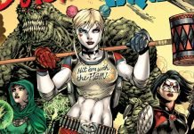 Suicide Squad Rebirth: The Black Vault (Comic) Review 1