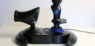 Thrustmaster T-Flight Hotas 4 (Hardware) Review