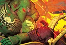 Warhammer 40K: Will of Iron (Comic) Review 1
