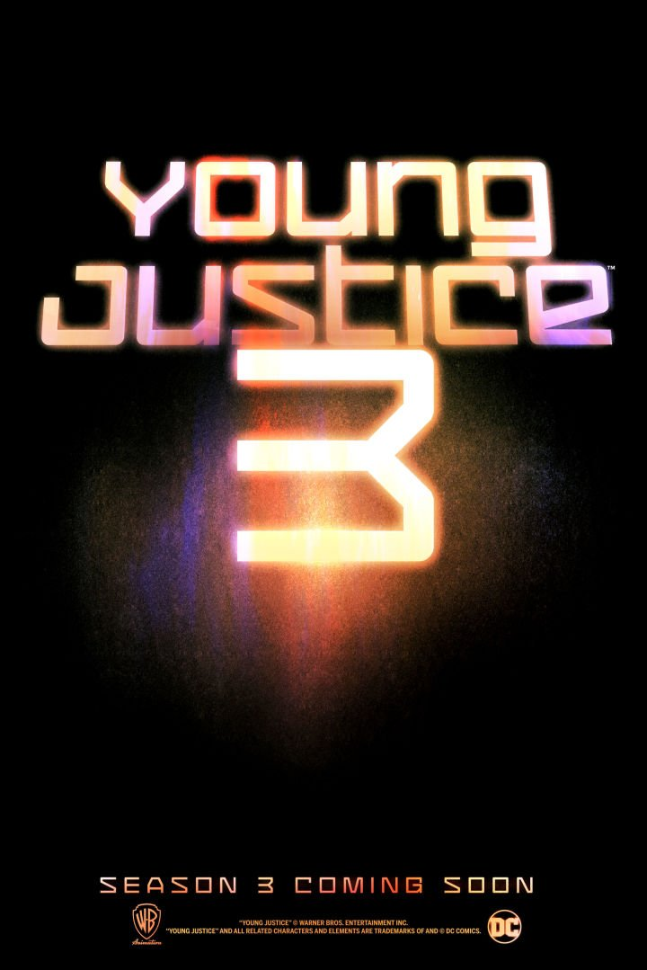 Young Justice renewed for third season several years after being cancelled