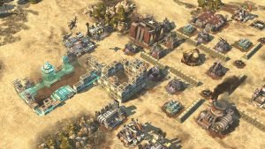 Command and Conquer in War Commander: Rogue Assault Preview 1